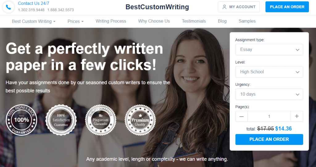 bestcustomwriting discount code
